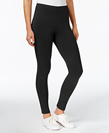 Basic Mid-Rise Leggings, Created for Macy's