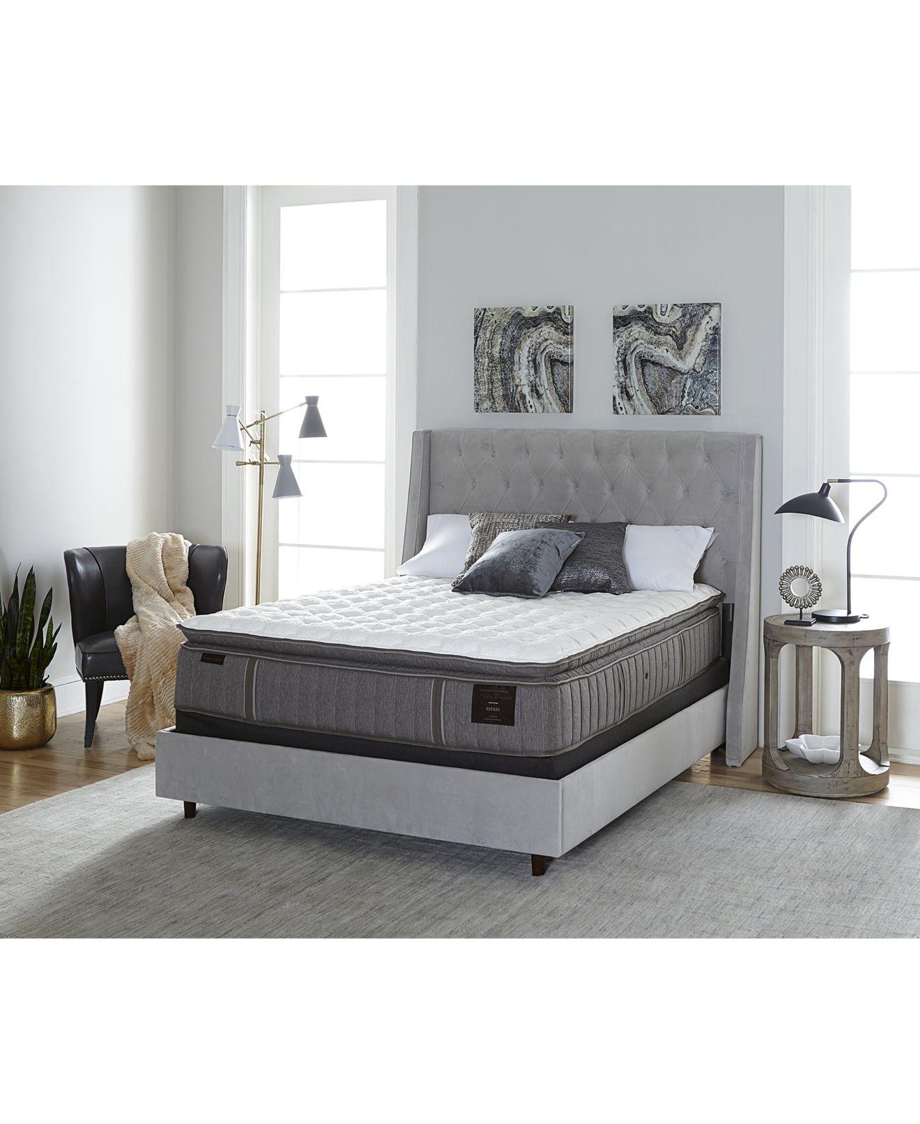 stearns & foster mattress - macy's