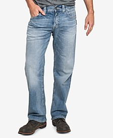 Men's Eddie Big and Tall Relaxed Fit Jeans