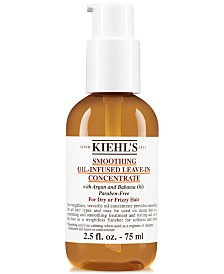 Kiehl's Since 1851 Smoothing Oil-Infused Leave-In Concentrate, 2.5-oz.