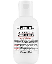 Ultra Facial Moisturizer, 2.5-oz.