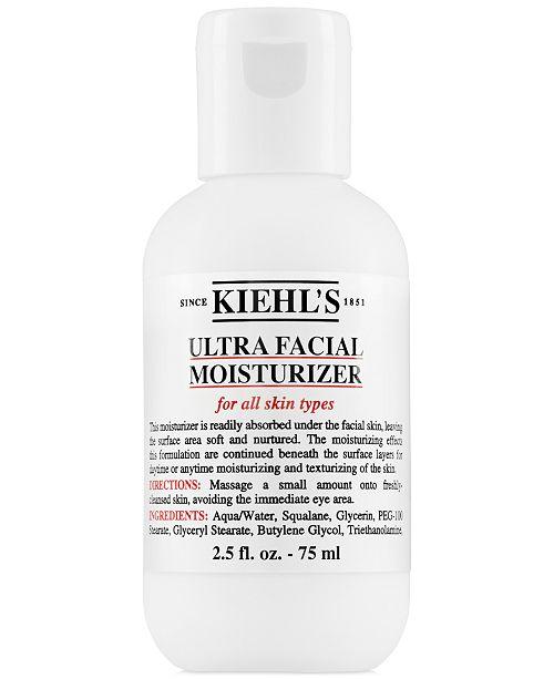 Kiehl's Since 1851 Ultra Facial Moisturizer, 2.5-oz.