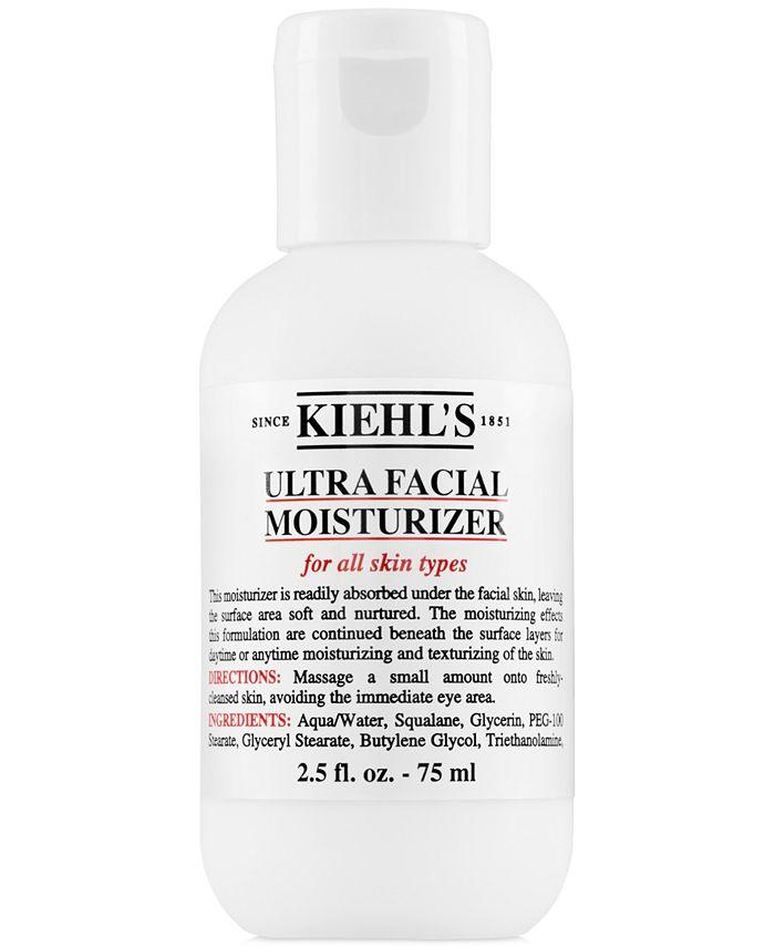 Kiehl's Since 1851 - Ultra Facial Moisturizer, 2.5-oz.