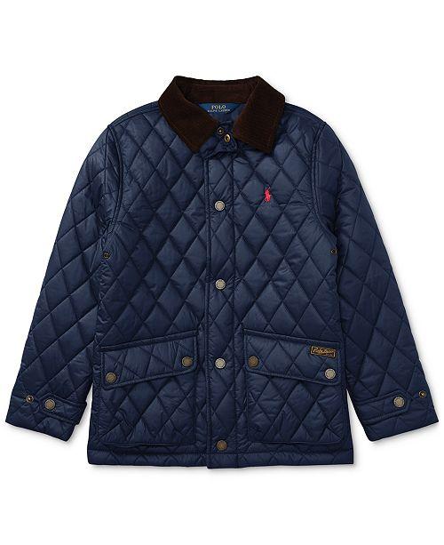 cd6997c9ce1f Polo Ralph Lauren Ralph Lauren Diamond-Quilted Jacket