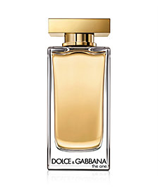 DOLCE&GABBANA The One Eau de Toilette Spray, 3.3 oz.