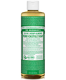 Dr. Bronner's Pure-Castile Liquid Soap - Almond