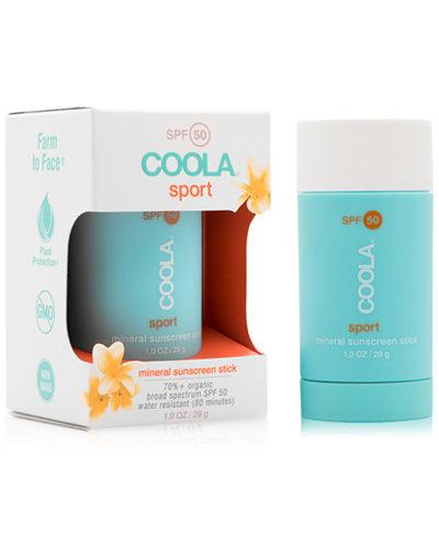 Coola Sport Mineral Sunscreen Stick SPF 50