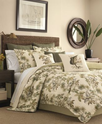 Tommy Bahama Home Nador 4-Pc. California King Comforter Set