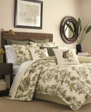 Image of Closeout! Tommy Bahama Home Nador 4-Pc. California King Comforter Set