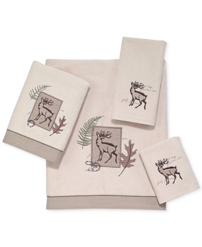 Avanti Deer Lodge Bath Towel Collection