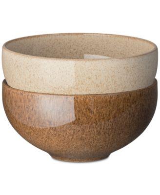 Studio Craft 2-Pc. Ramen/Large Noodle Bowl Set