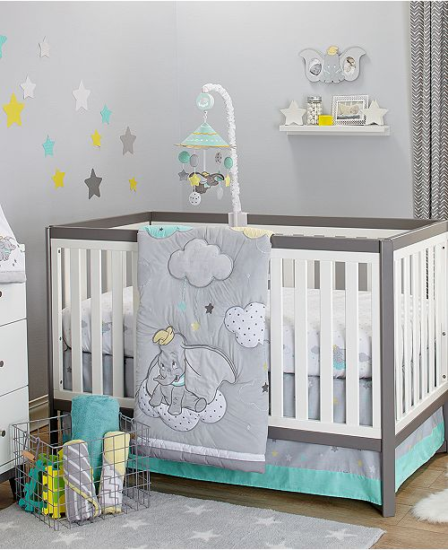Disney Dumbo Dream Big Nursery Collection Amp Reviews Home