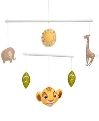 Lion King Go Wild Ceiling Mobile