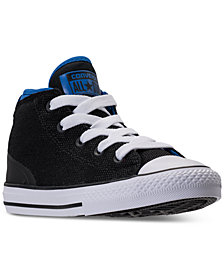 Converse Little Boys' Chuck Taylor All Star Syde Street Casual Sneakers from Finish Line