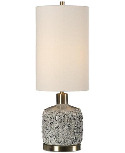 Uttermost privola ceramic table lamp
