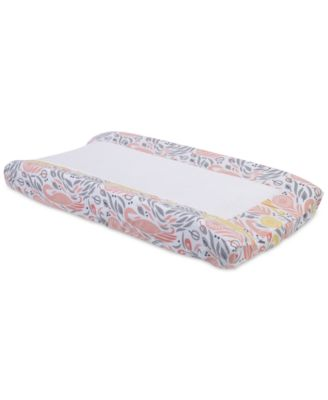 Boheme  100% Cotton Percale Graphic-Print Changing Pad Cover