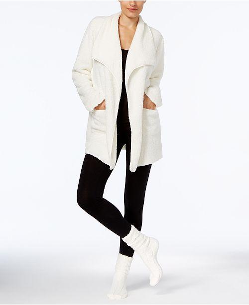 Alfani Giftable Cozy Wrap and Socks Set, Created for Macy's