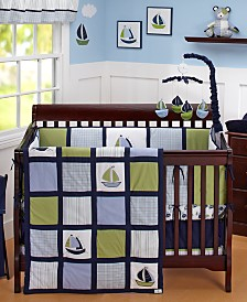 Nautica Zachary Baby Bedroom Collection