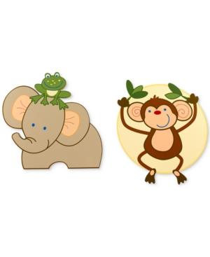 NoJo Jungle Babies 2-Pc....