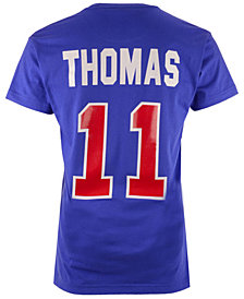 Mitchell & Ness Men's Isiah Thomas Detroit Pistons Hardwood Classic Player T-Shirt