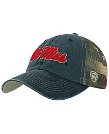 Top of the World Ole Miss Rebels Flagtacular Cap