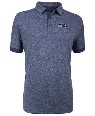 Antigua Men's Seattle Seahawks Talent Polo
