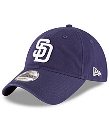 New Era San Diego Padres On Field Replica 9TWENTY Fitted Cap