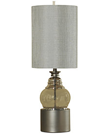 Harp & Finial Cordoba Table Lamp