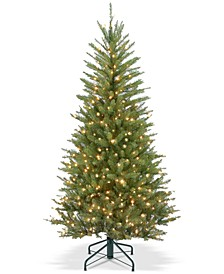 4.5 ft. Dunhill® Fir Slim Tree With 350 Clear Lights
