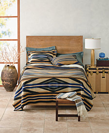Pendleton Rio Canyon Reversible Blanket & Sham Collection