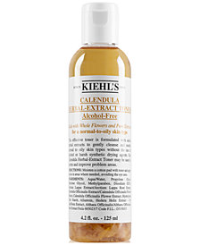 Kiehl's Since 1851 Calendula Herbal-Extract Alcohol-Free Toner, 4.2-oz.