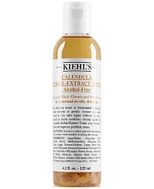 Kiehl's Since 1851 Calendula Herbal-Extract Alcohol-Free Toner, 4.2-oz.