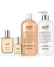 pure grace nude rose collection