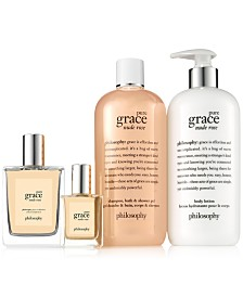 philosophy pure grace nude rose collection