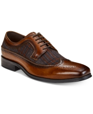 Tallia Men's Sergio Mixed-Media...