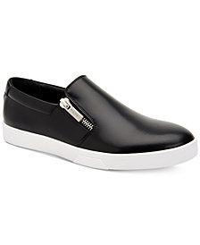 Calvin Klein Men's Ibiza Box Leather Sneakers