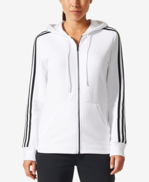 ADIDAS | Adidas Essentials Fleece Hoodie | Goxip