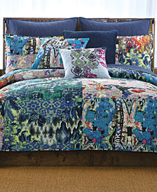 CLOSEOUT! Tracy Porter Iris Reversible Patchwork Full/Queen Quilt