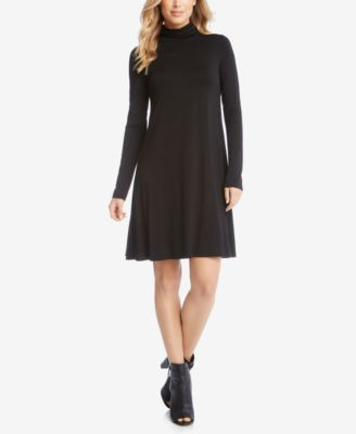 Turtleneck Neck Dresses