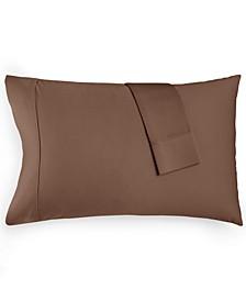 Bergen Standard Pillowcase, 1000 Thread Count 100% Certified Egyptian Cotton