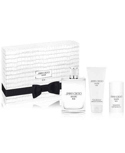 c4ef05398193 Jimmy Choo Men s 3-Pc. Man Ice Gift Set   Reviews - All Cologne ...
