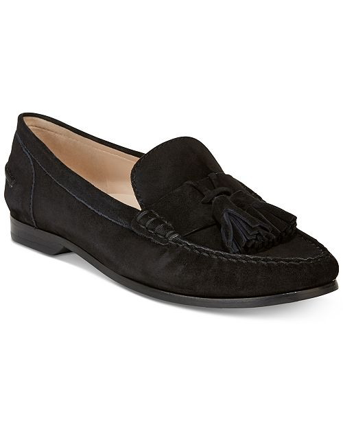f5f598ce0c7 Cole Haan Women s Emmons Tassel Loafers   Reviews - Flats ...