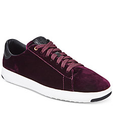 Cole Haan Women's GrandPro Lace-up Tennis Sneakers
