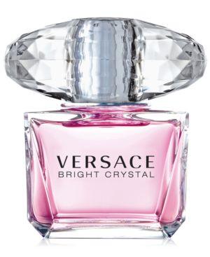 Versace Bright Crystal Eau de Toilette Spray, 3 oz.