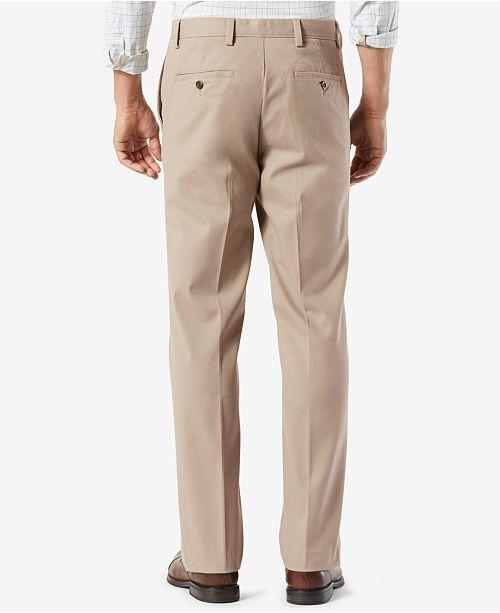 4d30c4321a Dockers Men s Easy Classic Fit Khaki Stretch Pants   Reviews - Pants ...