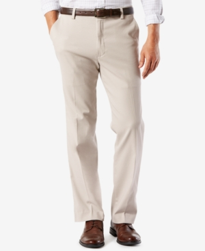 Dockers Men's Easy Stretch Classic-Fit Khaki Pants