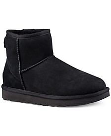 Women's Classic Mini II Genuine Shearling-Lined Boots