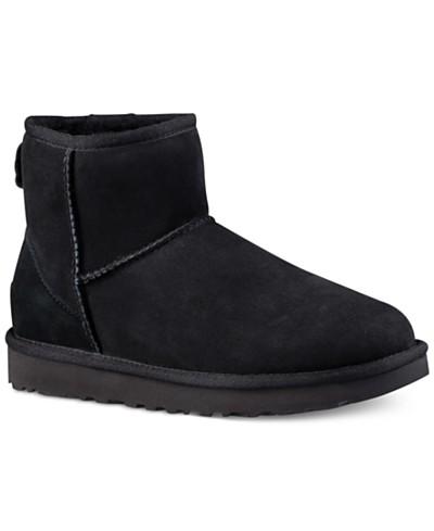 UGG® Classic II Genuine Shearling-Lined Mini Boots