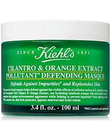 Cilantro & Orange Extract Pollutant Defending Masque, 3.4-oz.