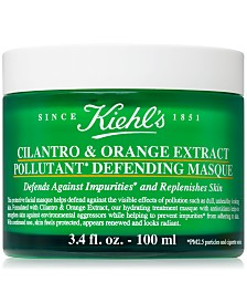 Kiehl's Since 1851 Cilantro & Orange Extract Pollutant Defending Masque, 3.4-oz.